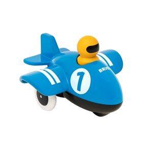 BRIO BRIO® Baby – 30264 Push & Go Flygplan 12 mån - 3 år