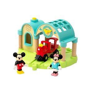 BRIO BRIO® World - 32270 Mickey Mouse Record & Play Station Train Set 3+ år