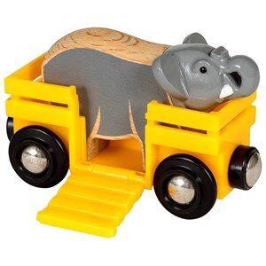 BRIO BRIO® World 33969 – Elefant och Vagn 3+ år