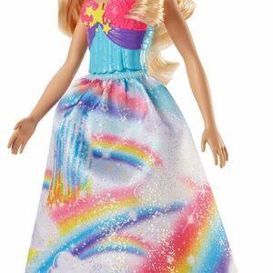 Barbie Dreamtopia Princess Rainbow Cove Mattel FJC95
