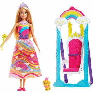 Barbie Dreamtopia Princess Swing FJD06