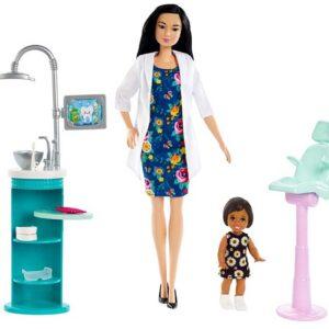 Barbie Tandläkare Lekset FXP17