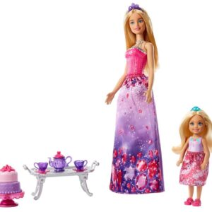 Barbie & Chelsea Dreamtopia Princess Tea Party FPL88