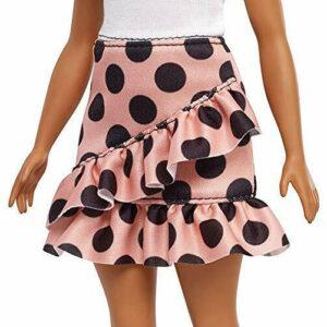 Barbiedocka Fashionistas 111 Curvy Polkadots FXL51