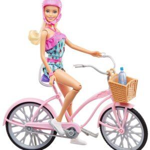 Barbiedocka och Cykel FTV96