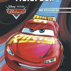 Disney Cars Målarbok 24 sidor