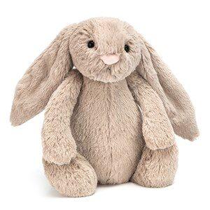 Jellycat Bashful Bunny Gosedjur Beige Medium 31 cm OneSize