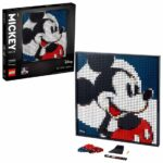 LEGO ART 31202, Disney's Mickey Mouse