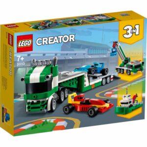 LEGO Creator 31113 Racerbilstransport