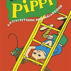 Pippi Långstrump Gör som Pippi (aktivitetsbok)