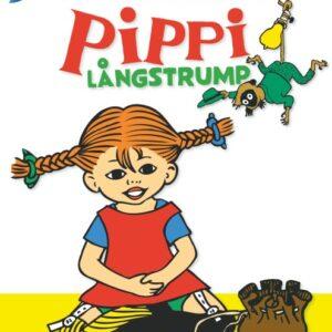 Pippi Långstrump Min första målarbok