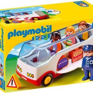 Playmobil 1.2.3 Buss 6773