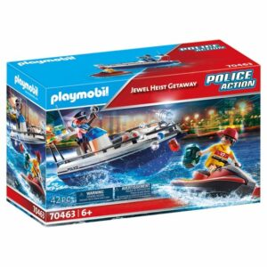 Playmobil 70463, Jewel Heist Getaway