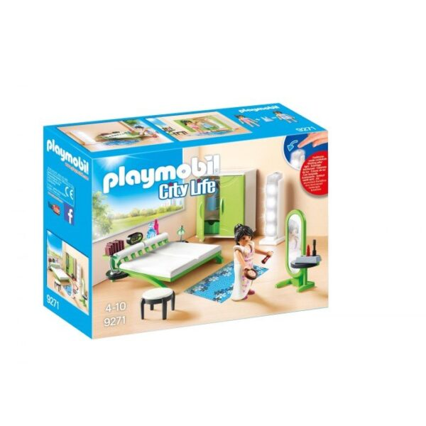 Playmobil City Life Sovrum 9271