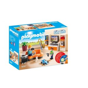 Playmobil City Life - Vardagsrum 9267