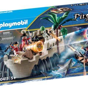 Playmobil Pirates Rödrockarnas bastion 70413