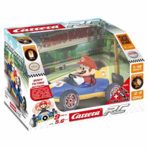 Radiostyrd bil Super Mario
