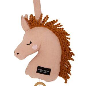 Roommate Speldosa Häst (Rosa)