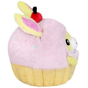 Squishable Gosedjur Kanin Cupcake 18 cm