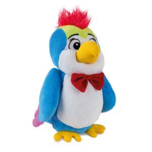 Talk Back Crazy Parrot
