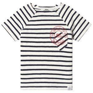 ebbe Kids Vallmo T-shirt Vit 92 cm (1,5-2 år)