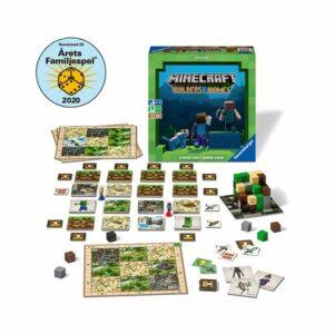 Alga, Minecraft Board Game SV/DA/NO/FI