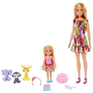 Barbie och Chelsea The Lost Birthday Födelsedagskalas
