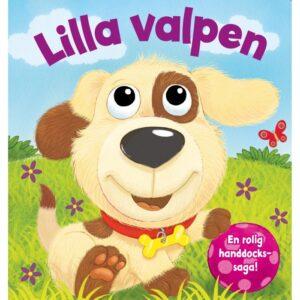Handdocksbok Lilla Valpen