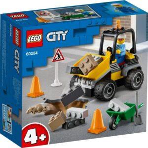 LEGO City Great Vehicles 60284 Vägarbetsbil