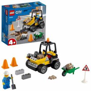 LEGO City Great Vehicles 60284, Vägarbetsbil