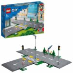 LEGO City Town 60304, Vägplattor
