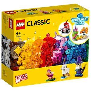 LEGO Classic 11013 LEGO®LEGO Classic Creative Transparent Bricks 4+ år