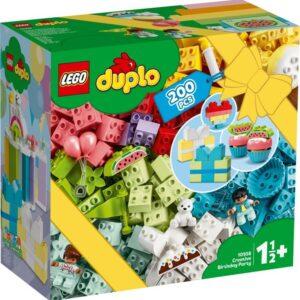 LEGO DUPLO Classic 10958 Kreativt födelsedagskalas