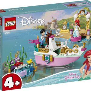 LEGO Disney Princess 43191 Ariels festbåt