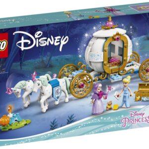 LEGO Disney Princess 43192 Askungens kungliga vagn