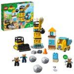 LEGO Duplo 10932, Rivning med rivningskula