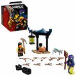 LEGO Ninjago 71733, Episkt stridsset – Cole mot spökkrigare