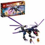 LEGO Ninjago 71742, Overlords drake