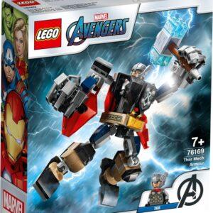 LEGO Super Heroes 76169 Thor i robotrustning