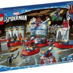 LEGO Super Heroes 76175 Attacken mot spindeltillhållet