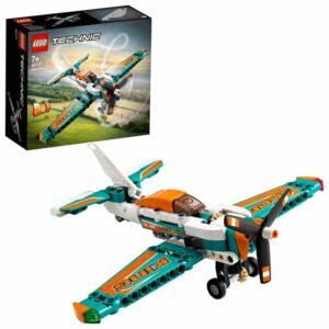 LEGO Technic 42117, Racerplan