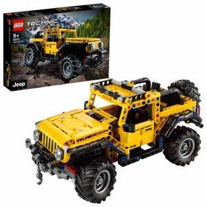 LEGO Technic 42122, Jeep Wrangler