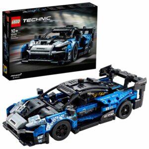 LEGO Technic 42123, McLaren Senna GTR