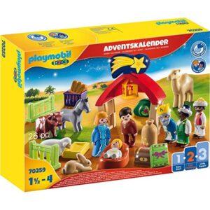 Playmobil Christmas 70259, 1.2.3 Jul