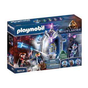Playmobil Novelmore 70223, Den magiska rustningens altare