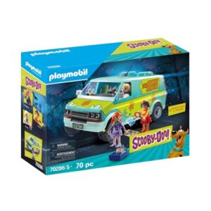 Playmobil Scooby-Doo ! 70286, SCOOBY-DOO! Mystery Machine
