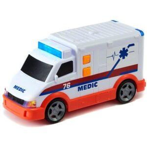 Teamsterz, Ambulans ljus o ljud