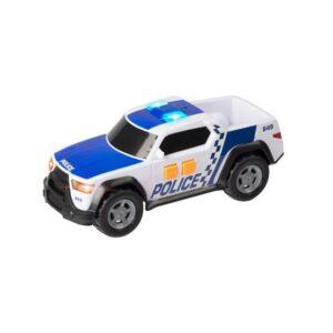 Teamsterz, Polisbil pick-up 15 cm med ljud & ljus