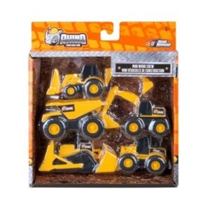 Tecteam Mini Machine 5-Pack