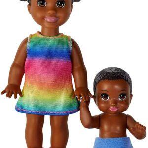 Barbie Babysitter Syskon, systrar GFL33